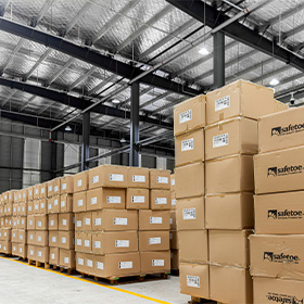 Overview of product warehouse